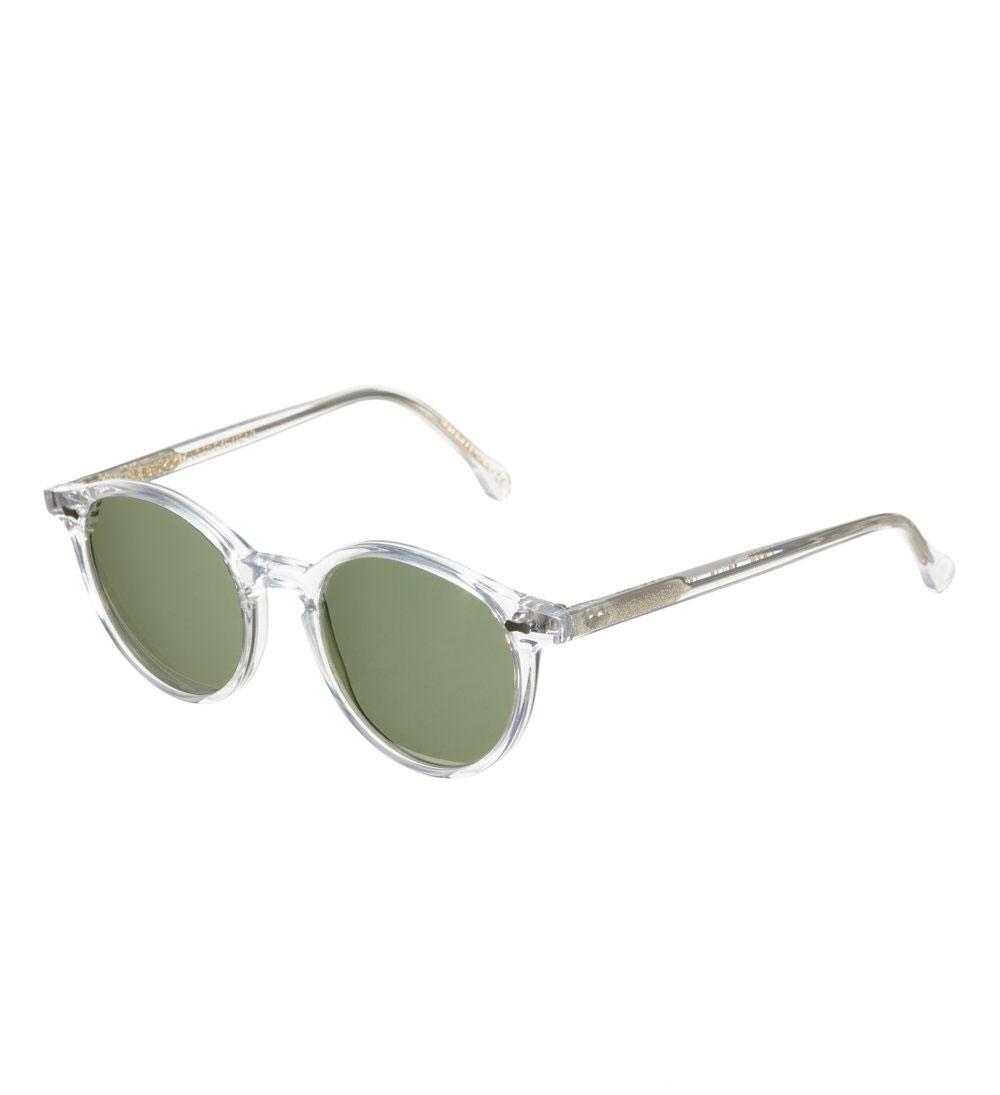a1b9d516c8 CRAN TRANSPARENT FRAME – BOTTLE GREEN LENSES.  155.00. This model of The  Bespoke Dudes Eyewear ...