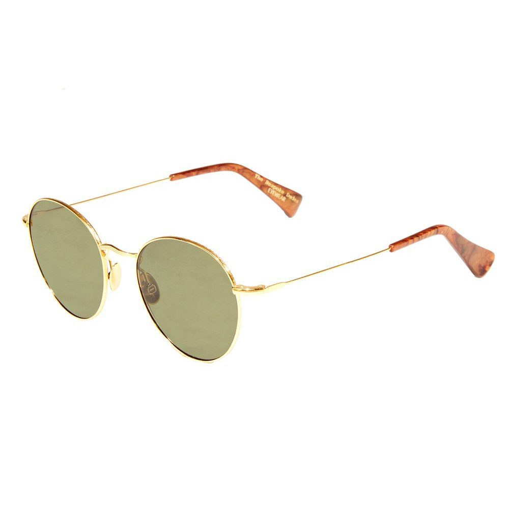 vicuna-gold-frame-bottle-green-lenses-the-bespoke-dudes-eyewear